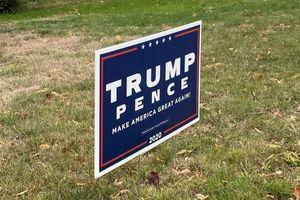 Nhiều người ủng hộ ông Trump cảm thấy cần phải che giấu sự ủng hộ của họ