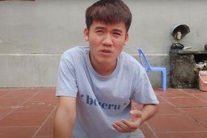 Vừa khóc lóc hứa không làm clip troll nữa, hôm sau Hưng Vlog đã lại 'chứng nào tật ấy'