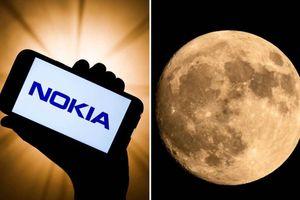 NASA và Nokia sẽ lắp đặt hệ thống mạng 4G trên Mặt Trăng