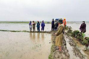 Tìm thấy thi thể bé gái 3 tuổi bị nước lũ cuốn trôi ở Hà Tĩnh