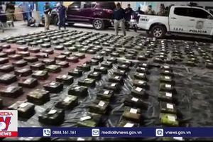 Paraguay thu giữ số cocain trị giá 500 triệu USD