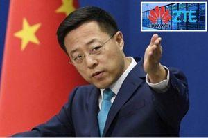 Thụy Điển 'tẩy chay' thiết bị Huawei, Trung Quốc đe dọa đáp trả