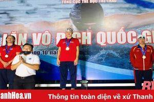 Vượt qua Ánh Viên, Phạm Thị Vân xuất sắc giành HCV cho Thanh Hóa tại giải bơi vô địch quốc gia 2020