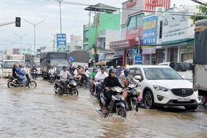 Tăng cường đảm bảo trật tự an toàn giao thông trong giai đoạn thời tiết bất ổn, mưa lớn kéo dài