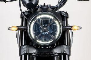 Ducati Scrambler 1100 Dark Pro 2020 sẽ ra mắt cuối tháng 10/2020