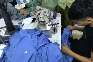 Truy cứu hình sự đối với Công ty sản xuất hàng giả thương hiệu Nike, Gucci, Lacoste