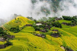 Hà Giang: Mùa thu vàng ở Bản Phùng