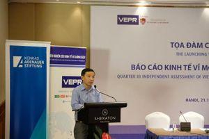 VEPR: Việt Nam tăng trưởng 2020 đạt khoảng 2,8%