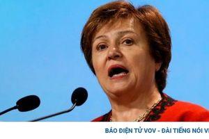 IMF kêu gọi tái thiết các khoản nợ công không bền vững