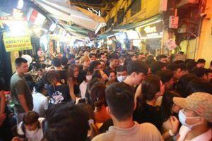 Hà Nội đề xuất phạt 'nguội' việc không đeo khẩu trang