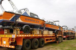Khẩn trương xuất cấp trang thiết bị dự trữ hỗ trợ các tỉnh miền Trung