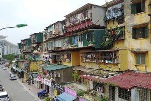 Gỡ khó cho việc cải tạo chung cư cũ