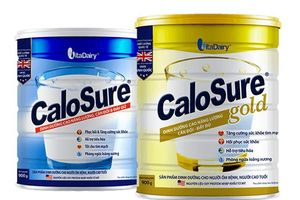 Calosure, dinh dưỡng cho tiêu hóa và tim mạch người cao tuổi