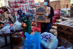 Hàng triệu cư dân New York không đủ tiền mua đồ ăn