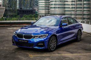 BMW 330e M Sport được ra mắt tại Malaysia