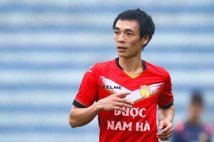 CLB Nam Định mất 4 cầu thủ trước trận tranh suất trụ hạng