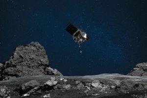 Tàu NASA lần đầu tiên hạ cánh xuống tiểu hành tinh gần Trái Đất