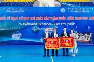 Giải vô địch cờ vua trẻ xuất sắc quốc gia năm 2020