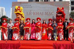 Khai mạc Hội chợ hàng Việt Nam được người tiêu dùng yêu thích