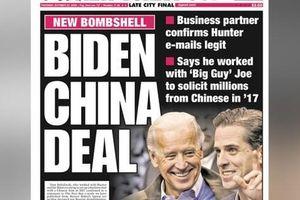 Lùm xùm quanh chuyện làm ăn của gia đình Biden lan rộng
