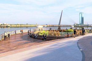 Khởi công xây dựng tuyến phố đi bộ Bạch Đằng - cầu Nguyễn Văn Trỗi - Trần Hưng Đạo giai đoạn 1