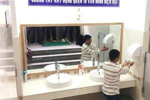 Quận 10 thiết lập 'Chuỗi nhà vệ sinh công cộng'