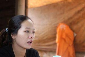 Vợ nạn nhân tử vong ở Rào Trăng bị lừa 100 triệu đồng tiền hỗ trợ