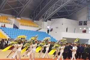 Tổ chức trọng thể Lễ viếng, truy điệu 22 chiến sĩ Sư đoàn 337