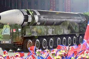 Điều gì làm tên lửa 'quái vật' mới của Triều Tiên khiến cả thế giới 'điêu đứng'?