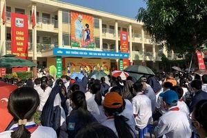 Trường THCS Việt Nam- Angieri tuyên truyền pháp luật bằng nhiều hình thức sáng tạo