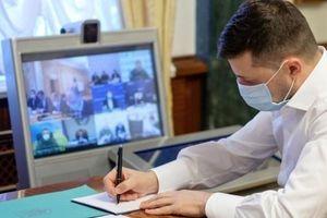 Tổng thống Ukraine bất ngờ thay loạt quan chức an ninh