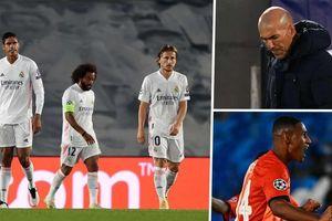 Real Madrid thua sốc đội hình dự bị của Shakhtar Donetsk
