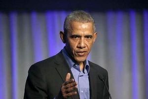 Ông Obama bất ngờ nói về việc đóng thuế của TT Trump