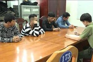 Điều tra nhóm đối tượng đòi... bảo kê công trường cao tốc Vĩnh Hảo - Phan Thiết