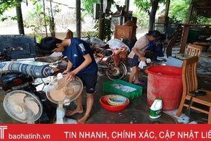 Hàn Quốc hỗ trợ Việt Nam 300.000 USD khắc phục hậu quả lũ lụt