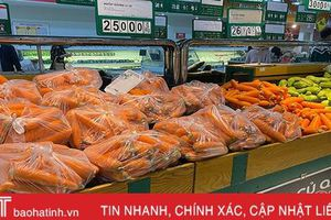 Đảm bảo cung ứng hàng hóa thiết yếu cho Nhân dân vùng ngập lũ ở Hà Tĩnh
