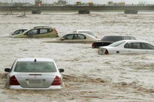 Ô tô bị ngập nước do lũ lụt có được bảo hiểm bồi thường?