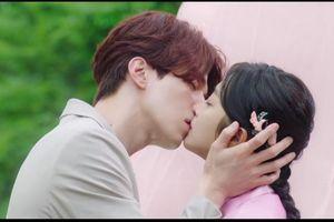 Rating 21/10: Lee Dong Wook và Jo Bo Ah hôn nhau say đắm nhưng rating phim 'Bạn trai tôi là hồ ly' lại giảm thấp kỷ lục