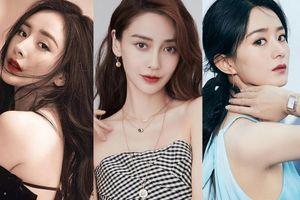 Những sao nữ có lượng follow nhiều nhất trên Weibo