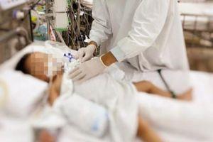 TP.HCM: Bé trai 2 tuổi bị chó cắn rách khí quản