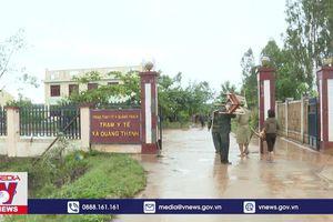 Hỗ trợ Quảng Trạch khắc phục hậu quả thiên tai