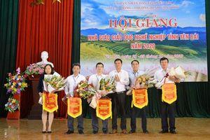 Yên Bái: Hội giảng Nhà giáo giáo dục nghề nghiệp năm 2020