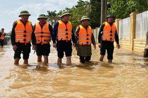 Quảng Bình: Chủ động thực hiện các giải pháp ổn định đời sống người dân sau lũ