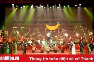 Liên hoan văn hóa các dân tộc tỉnh Thanh Hóa lần thứ XVIII - năm 2020 thành công tốt đẹp