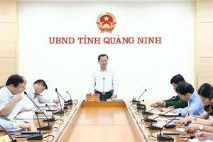 UBND tỉnh họp về kế hoạch đầu tư công năm 2021