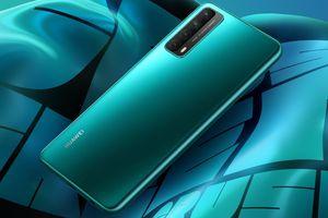 Huawei Y7a ra mắt đầy bất ngờ