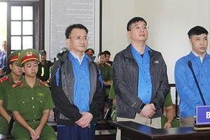 Xét xử phúc thẩm vụ gian lận thi cử tại Hòa Bình