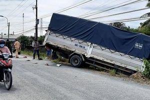 Nam công nhân bị xe tông tử vong trên đường đi làm