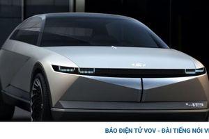 Huyndai thể hiện tham vọng đứng đầu thị trường xe điện với Ioniq EV
