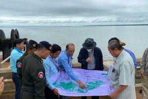 Lũ lụt gây thiệt hại nặng nề cho thủ đô Phnom Penh và 19 tỉnh của Campuchia